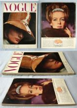 Vogue Magazine - 1963 - November